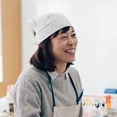 食育係/パン先生 樋口 明日香 Asuka Higuchi