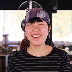 料理人 中野 公未 Satomi Nakano