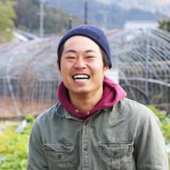 農園係/DIY係 渡邉 啓高 Hirotaka Watanabe