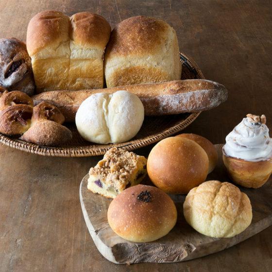 季節の全パン集合!セット