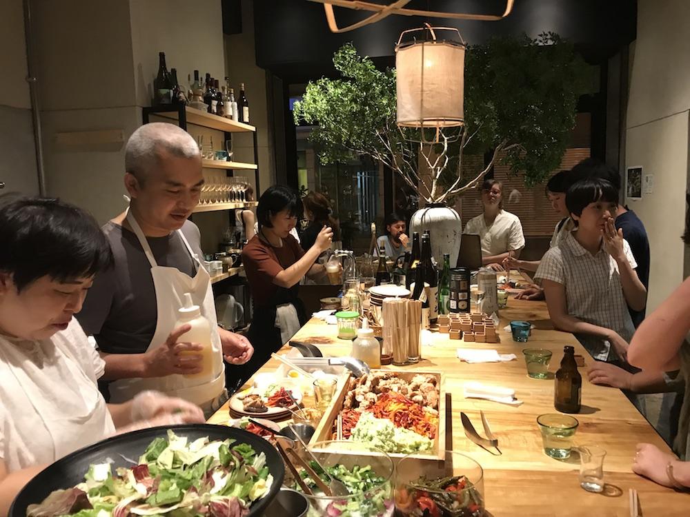 <ご報告>ごはん同盟さんと「日本酒とおむすびの会」!