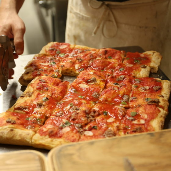 <ご報告>KAMA PAN PIZZA Night!<br /> by Mike OPS PIZZA Brooklyn