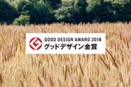 続報!フードハブ・プロジェクトが 「グッドデザイン金賞」を受賞!