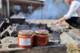 【レシピ】おいしく食べよう!デイブの神山トマトソース