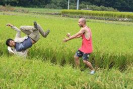 農業 × ダンスの共通点?!<br/> 食べてくれる人を楽しませたい