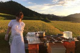 人と人の間に生まれる矛盾や喜びを<br>料理とともに考えたい<br> – Chef in Residence 滞在記 #02 山下由華 –