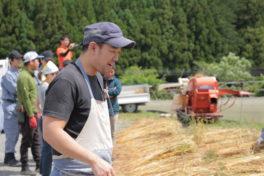 神山小麦で食パンは焼けるのか?(食育編)