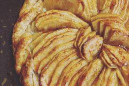 今年も!みんな大好きアップルパイ