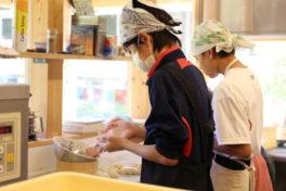 まちぐるみしごと体験(神山校1年生)