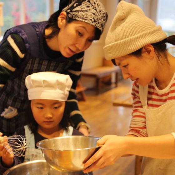 <ご報告>【地産地食の学校_18】神山の素材でつくるおやつの会①<br/>さつまいものおやつ