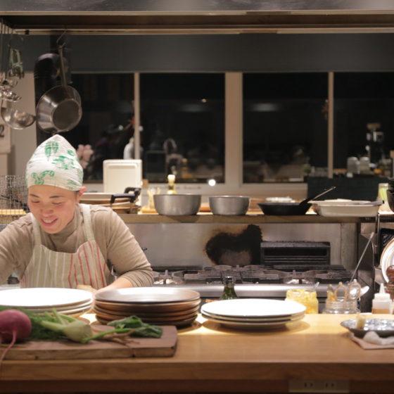 <ご報告><br/>かま屋新料理長 清水愛による Bistro MOGU