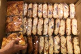 \\文化祭で、かまパン販売//
